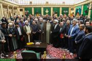 تصاویر/ گردهمایی شورای هیئات مذهبی استان اصفهان