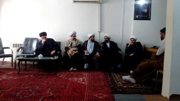 شورای تهذیب مدرسه علمیه طالبیه تبریز تشکیل جلسه داد