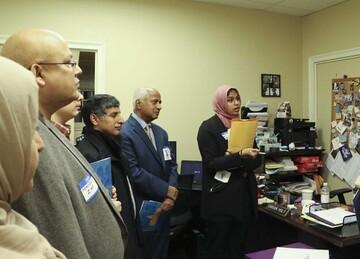 فعالان مسلمان مریلند خواستار شنیده شدن صدای جامعه اسلامی شدند