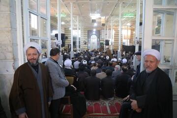 تصاویر/ مراسم بزرگداشت چهلمین روز درگذشت مرحوم حجت الاسلام والمسلمین کیائی نژاد