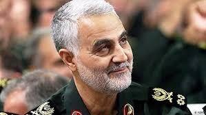 مراسم اربعین شهادت سردار سلیمانی در تهران آغاز شد