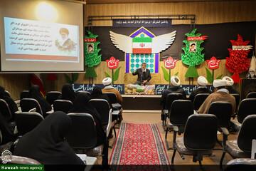 تصاویر/ یادواره ۵۰ شهید منتسب به طلاب مدرسه مجتهده امین اصفهان