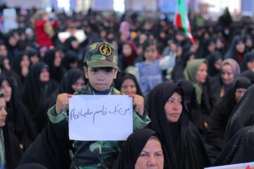 تصاویر/ بزرگداشت چهلمین روز شهادت سردار سلیمانی در بیرجند