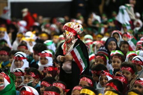 تصاویر / همایش رویش های قرآنی نسل سلیمانی