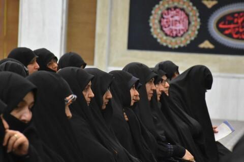 همایش اساتید مدارس علمیه خواهران اصفهان