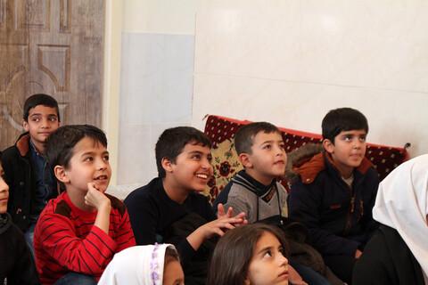 تصاویر / تجلیل شورای عالی تبلیغ استان همدان، از همسران روحانیون و مبلغین شهرستان رزن