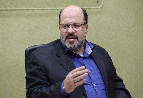 Khaled al-Qaddumi, the Hamas representative