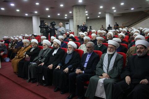 تجمع علمای مسلمان لبنان/ مراسم سالگرد پیروزی انقلاب