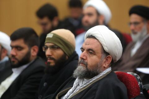 تصاویر / اختتامیه همایش ملی بیانیه گام دوم انقلاب و تمدن نوین اسلامی