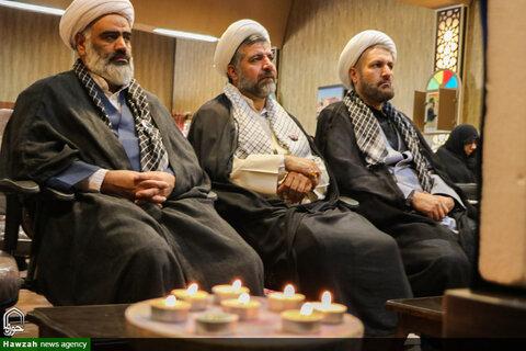 تصاویر اولین یادواره 50 شهید منتسب به طلاب مدرسه علمیه مجتهده امین اصفهان
