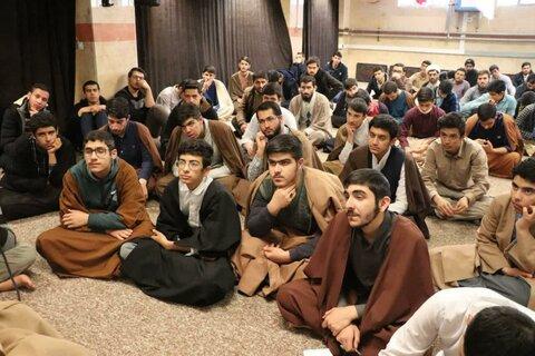تصاویر/ برگزاری اربعین شهادت سردار حاج قاسم سلیمانی در شهرستان قروه