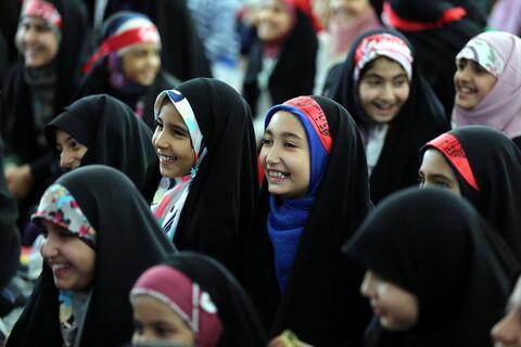 تجلیل از فرزندان ممتاز تحصیلی طلاب و روحانیون