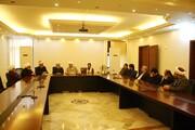 تجمع العلماء المسلمين في لبنان التقى وفدا ايرانيا