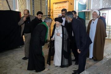 تصاویر / مراسم بزرگداشت مرحوم حجت الاسلام والمسلمین صالحی خوانساری
