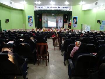 جشن میلاد کوثر در اهر برگزار شد
