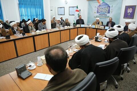 تصاویر / کمیسیون های همایش ملی بیانیه گام دوم انقلاب و تمدن نوین اسلامی