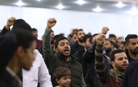 بزرگداشت سالگرد انقلاب مردم بحرین در شهر قم