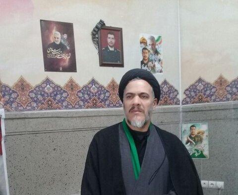 حجت الاسلام و المسلمین سید بشیر حسینی