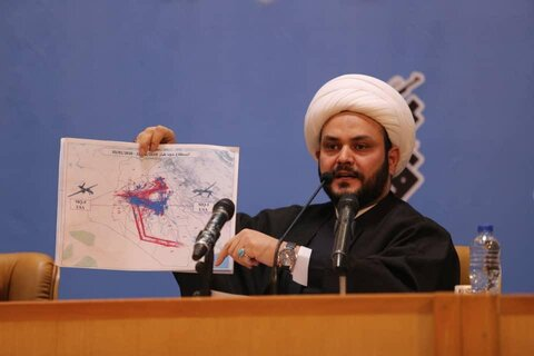 Sheikh Akram al-Kaabi, stressing the start of the countdown forthe revenge zero hour, described the military response of the Iraqi Resistance to occupiers as erosive and surprise.     The secretary-ge