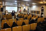 تصاویر/ جشن میلاد حضرت زهرا(س) در اداره کل پژوهش های  اسلامی رسانه