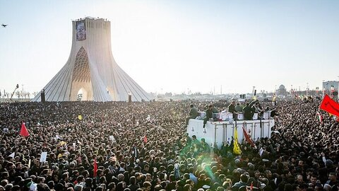 Where is the place of Islamic Revolution in world calculations?