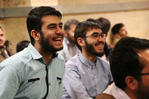 تصاویر/ جشن بزرگ میلاد «فاطمه زهرا (س)» در مدرسه علمیه امام صادق (ع) قروه
