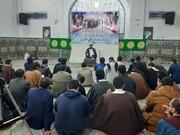 تصاویر/ نشست تخصصی انتخابات و الگوی پیشرفت اسلامی درمدرسه علمیه امام خمینی (ره) کاشان