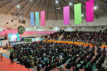 تصاویر/ جشن میلاد حضرت زهرا(س) در بیرجند