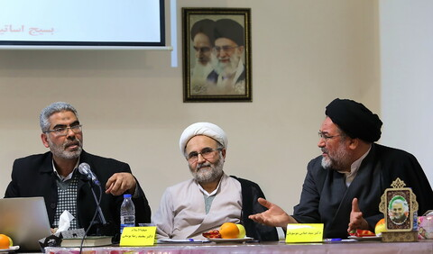تصاویر/ نشست علمی خلق پول در بانکداری جمهوری اسلامی