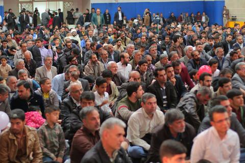 جشن میلاد حضرت زهرا(س) در بیرجند