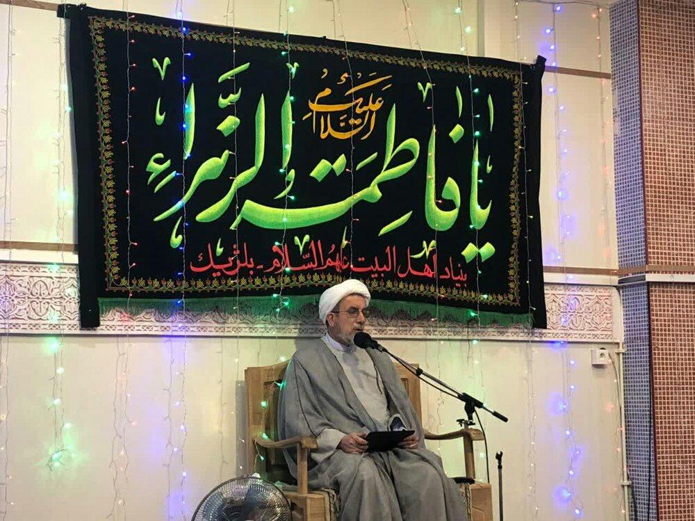 جشن میلاد حضرت فاطمه(ع) در بلژیک برگزار شد+ تصاویر