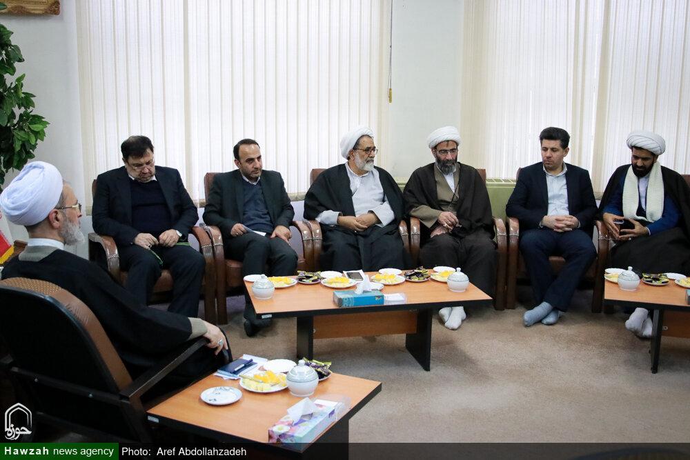 دفتر مطالعات اسلامی حلقه مفقوده مطالعات حوزوی و نظام تصمیم گیری کشور است