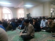 یک خبر از مدرسه علمیه طالبیه تبریز