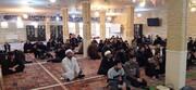 طلاب جامعه المصطفی تبریز با راه های پیشگیری از بیماری آشنا شدند