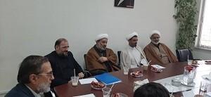 جلسه ستاد شاهد با دانشگاه های مفید و ادیان و مذاهب برگزار شد