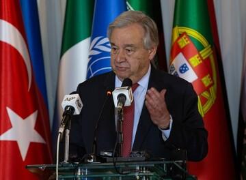 Islamophobia totally intolerable: Guterres