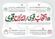 کلیپ صوتی   انتخاب قوی، ایران قوی