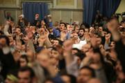 تصاویر/ دیدار هزاران نفر از مردم آذربایجان شرقی با رهبر معظم انقلاب
