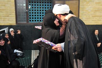 بزرگداشت مقام «مادر» در یکی از مساجد محوری اهواز+عکس