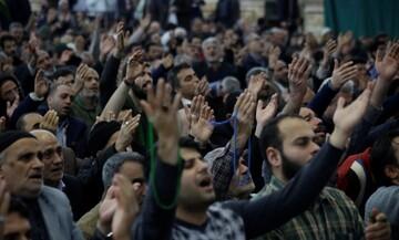 میزبانی مسجد جمکران از منتظران/ از توسلخوانی سازور تا ندبهخوانی سلحشور