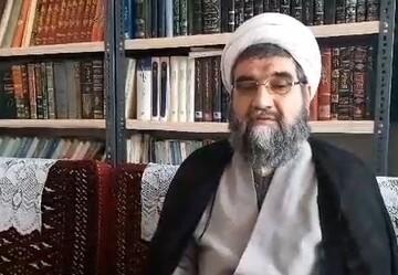 فیلم/ دعوت امام جمعه موقت کاشان از مردم برای حضور پرشور در انتخابات