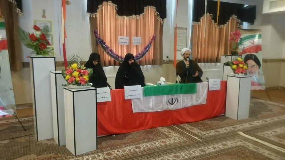 کرسی آزاداندیشی «آرمان های انقلاب در بیانیه گام دوم» در مرند برگزار شد