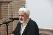 "فیلم کامل درس اخلاق حجت الاسلام والمسلمین همتیان با موضوع "" ارزش اخلاقی حیا"""