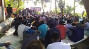 مراسم بزرگداشت شهدای مقاومت در بنگلادش برگزار شد+تصاویر