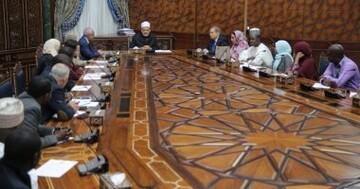 شیخ الازهر: رسانه مسئولیت بزرگی در قبال آفریقا دارد