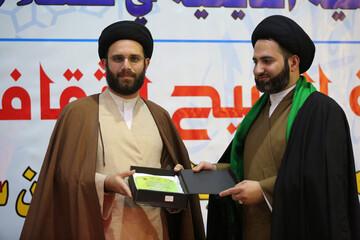 مشارکت آستان مقدی عسکریین(ع) در جشن تکلیف ۱۰۰۰ دانش آموز+ تصاویر