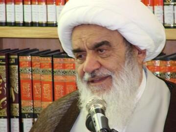 آیت الله العظمی مظاهری مردم را به شرکت در انتخابات دعوت کردند