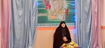 بانوان طلبه تبریز با چارچوب های رفتاری در مکتب فاطمی آشنا شدند