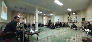 تصاویر / کارگاه «مهارت پیشگیری و مواجهه با آسیب های اجتماعی»در مدرسه علمیه طالبیه تبریز