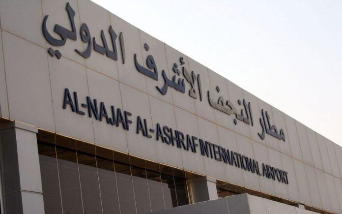 فرودگاه نجف به روی پروازهای ایران بسته شد